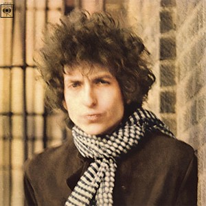 Portada del Disco Blonde On Blonde