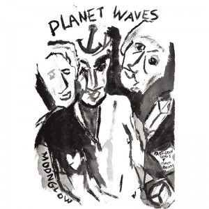 Portada del Disco Planet Waves